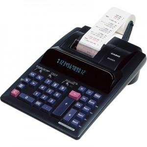 stampa a 2 colori con velocit/à 3,5 righe//sec. Display a 14 cifre CASIO DR-320TEC calcolatrice scrivente professionale