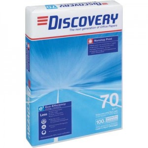 CARTA A4 DISCOVERY GR.70