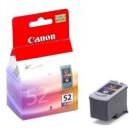 CARTUCCIA CANON CL52 COLORE