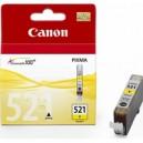CARTUCCIA CANON CLI-521 GIALLO PER PIXMA MP540