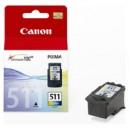 CARTUCCIA CANON INK-JET CL511 COLORE