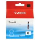 CARTUCCIA CANON CLI 8 CIANO PER IP 4200