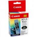 CARTUCCIA CANON BCI-21 BK