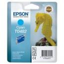 CARTUCCIA EPSON T048240 CIANO PER STYLUS PH. R300