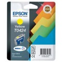 CARTUCCIA EPSON T042440 PER C82 GIALLO