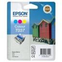 CARTUCCIA EPSON T037040 COL.