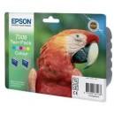 CARTUCCIA EPSON T008401 COL.