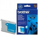CARTUCCIA INK BROTHER LC-1000C CIANO