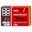 PUNTI LEONE 126 PASSO 24-6 PZ.1000
