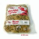ELASTICI GOMMA KG.1 DIAMETRO 80