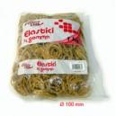 ELASTICI GOMMA KG.1 DIAMETRO 100