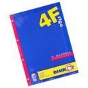 RICAMBIO RINFORZATO A4 BI FG.40 4F