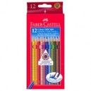 PASTELLI CASTELL COLOUR GRIP 12