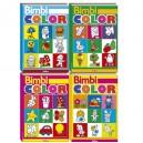 ALBUM BIMBI COLOR 1-2-3-4 612401