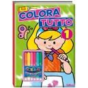 ALBUM CARIOCA COLORA TUTTO 1 610605