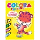 ALBUM COLLANA COLORA I CUCCIOLI 201026
