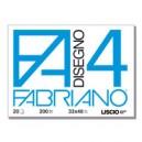 CARTELLA DISEGNO FA4 33X48 FG.20 LISCIO