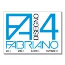 CARTELLA DISEGNO FA4 33X48 FG.20 RUVIDO