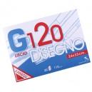 CARTELLA DISEGNO G120 24X33 FG.20 LISCIO
