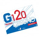 CARTELLA DISEGNO G120 33X48 FG.10 RIQUADRATO