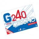 CARTELLA DISEGNO G240 24X33 FG.20 LISCIO