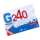 CARTELLA DISEGNO G240 24X33 FG.20 RIQUADRATO