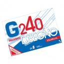 CARTELLA DISEGNO G240 33X48 FG.20 RIQUADRATO