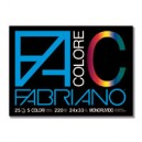 CARTELLA FABRIANO COLORE 24X33 L-R