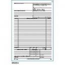 DDT SNAP 3 COPIE AUTORIC. 100 FG. 29,7X21 CM E9029