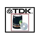 50 DVD-R TDK 16x vergini vuoti 4.7 gb