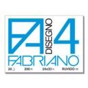 CARTELLA DISEGNO FA4 24X33 FG 20 RUVIDO
