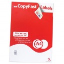 ETICHETTE ADESIVE STAMPABILI LASER/JET COPYFAST 48X25