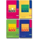 BLOCCO BOOK & BLOCK A4 4M