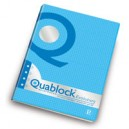 QUABLOCK EVOLUTION COLLATO RINFORZATO A4 FG.40.GR.80 5M