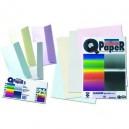CARTA Q/PAPER GLAMOUR A4 GR.120 FG.50 ROSA METALLIZZATO 0722.60