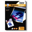 CARTA MAGNETICA CLAIRJET A4 FLUO