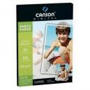 CARTA CANSON EVERYDAY PHOTO 150G. A4 FG.100