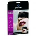 CARTA CANSON PHOTO GLOSS 270G A4 FG.20