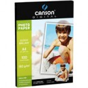 CARTA CANSON GLOSSY PAPER 180G A4 FG.10