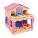 Casa delle bambole «Clara»