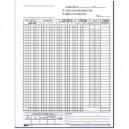 REGISTRO PRIMA NOTA IVA CORRISPETTIVI  29,7X33 FG.13 AUTORIC E2104A