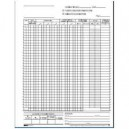 REGISTRO PRIMA NOTA IVA CORRISPETTIVI 29,7X33 50/50 FG. AUTORIC. E2102A