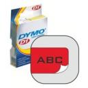 NASTRO X DYMO LP/LM D1 9X7 NERO/ROSSO