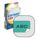 NASTRO X DYMO LP/LM D1 9X7 NERO/VERDE