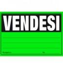 CARTELLO VENDESI 24x33cm colori ass giallo-verde-arancio-fuxia E9202 EDIPRO
