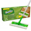 Swiffer Dry - STARTER KIT COMPLETO con 2 PANNI