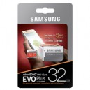 SAMSUNG MICROSD EVO PLUS SDHC CLASSE 10 32GB