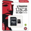 KINGSTON SDCS/128GB CANVAS SELECT UHS-I CLASSE 10 FINO A 80 MB/S