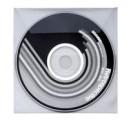 BUSTA ADESIVA PORTA CD.DVD PZ.25